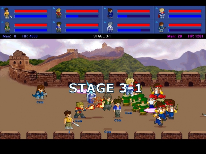Naruto Little Fighter 2 Download