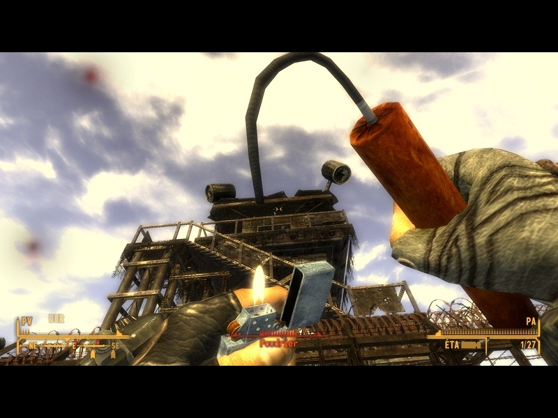 Fallout : New Vegas - Supported software - PlayOnMac - Run