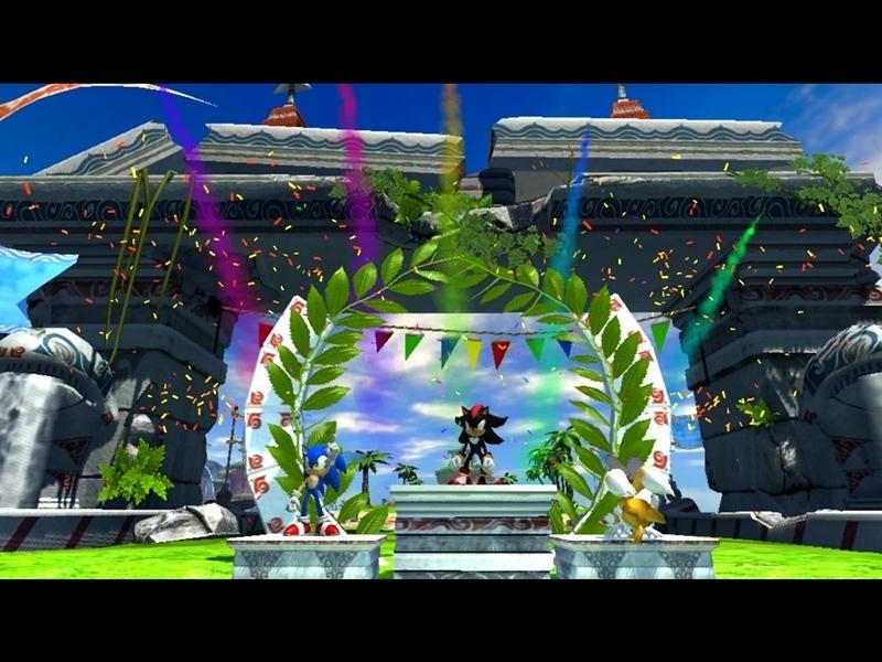 Sonic & SEGA All-Stars Racing - HD Gameplay [iPad/iPad2