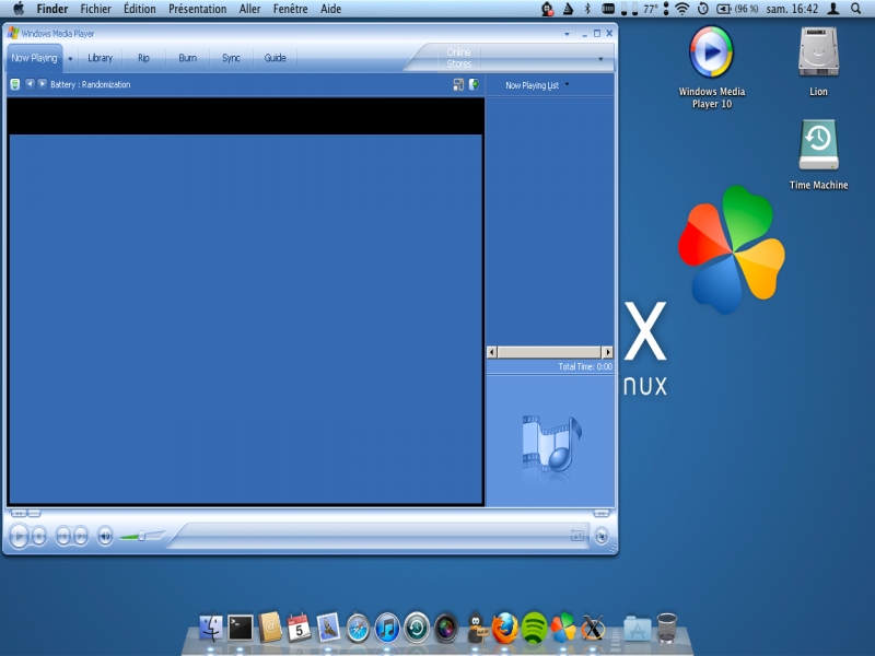 Windows Media Player 10 - Supported software - PlayOnMac - Run your