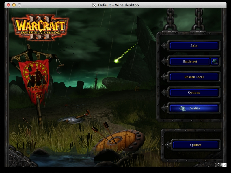 download warcraft 3 reign of chaos mac