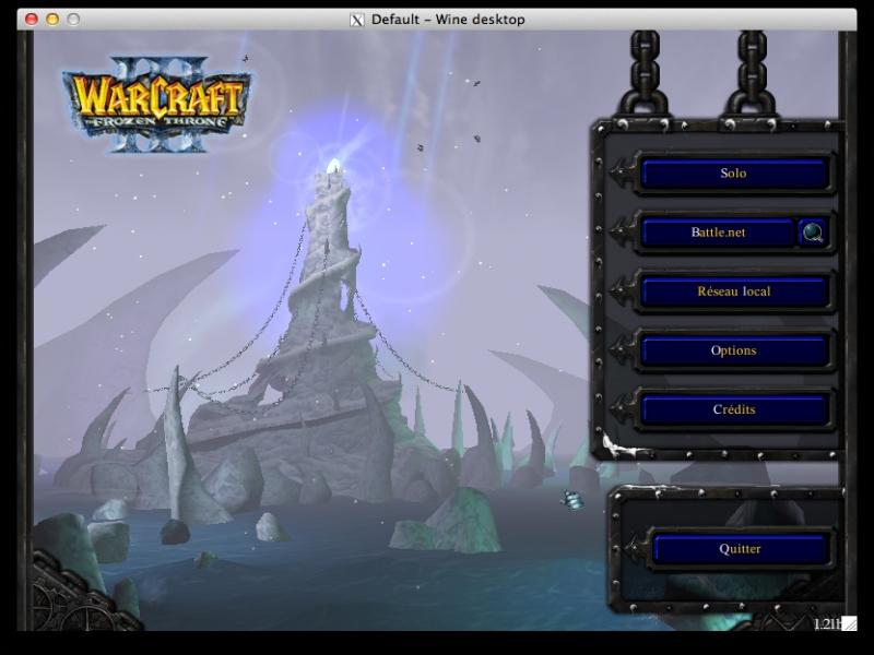 Warcraft Iii Frozen Throne For Mac Os X