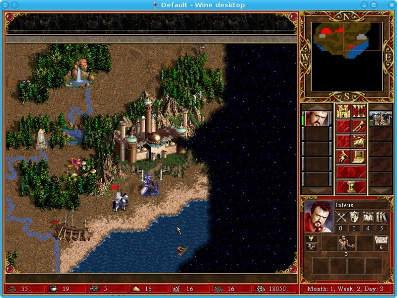 Might and magic v